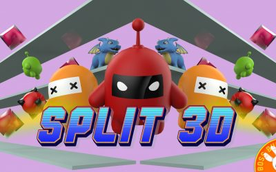 Split 3D Launches Worldwide for iOS and Android
