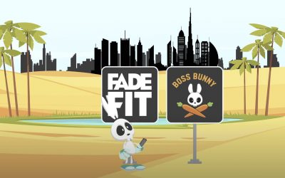 Boss Bunny Games and Kris Fade Come Together to develop Fade Fit – The Game