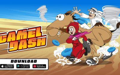 Camel Dash