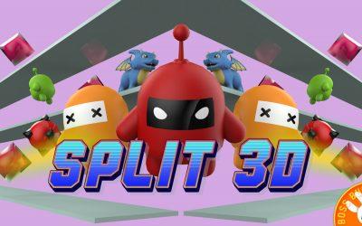 Split 3D – Time to Split!