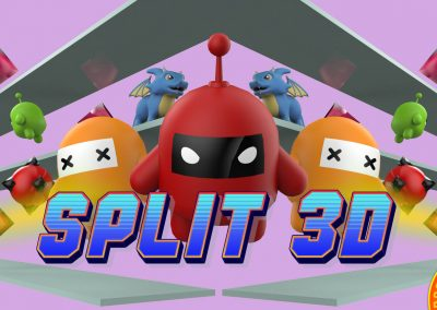 Split 3D – Time to Split!
