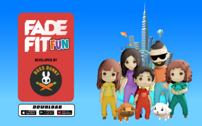 Boss Bunny and Kris Fade presents: Fade Fit Fun arrives on IOS, Android & App Gallery bringing healthy eating to life!